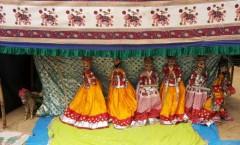 Kathputli - puppet show