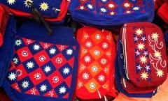 Colorful Rajasthani Bags