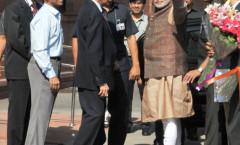 PM Modi at South Block