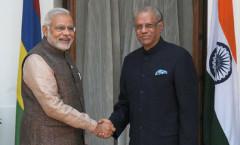 PM Modi & Mauritius PM Ramgoolam