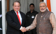 PM Modi & Pakistan PM Sharif